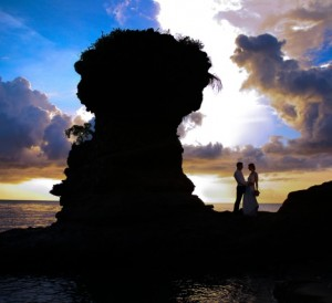 Wedding at Anse Chastanet St.Lucia