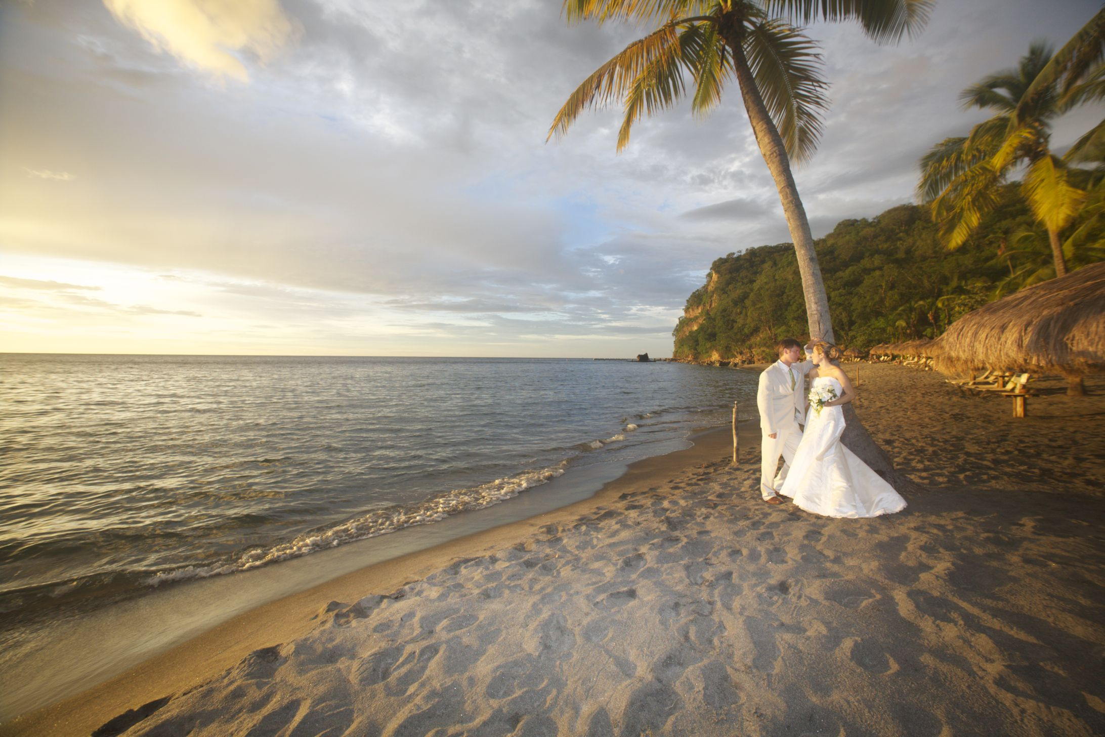 Caribbean destination wedding on a budget best of st for Best caribbean destination weddings