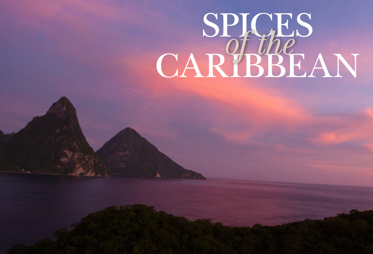 Spices of the Caribbean